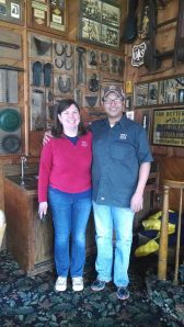 Joleen and Brian Durham of Piney River Brewing Company